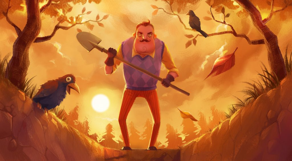Игры Hello Neighbour