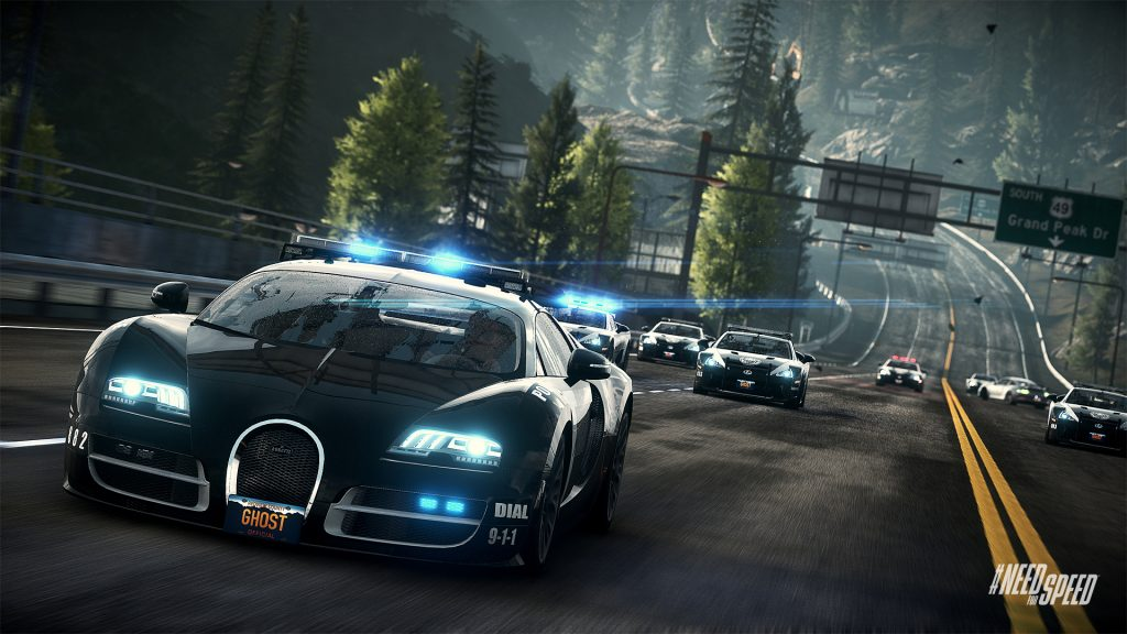 Игры Need for Speed