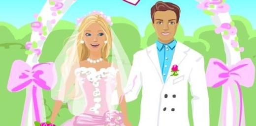 Игры свадьба для маленьких девочек