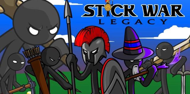 Игры Stick War Legacy