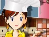 Домашняя Пицца: Кухня Сары