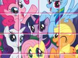 Пазлы Пони